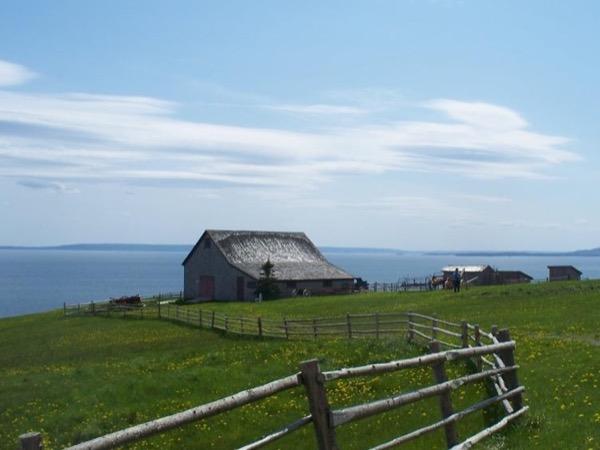 Gaelic, Scots and Cape Breton!