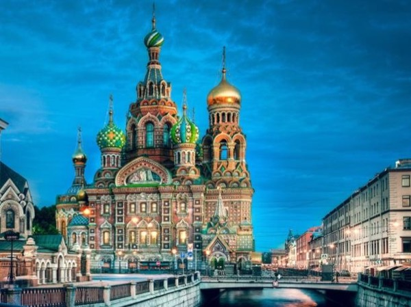 One day Private Tour in Saint Petersburg