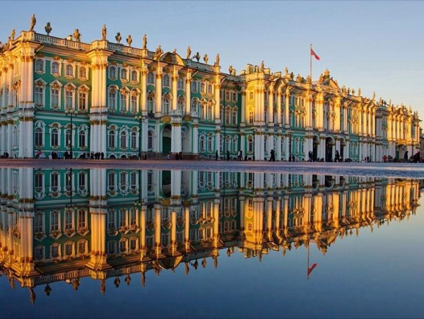 The Hermitage Museum with private guide