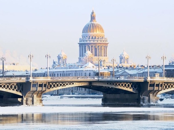 Winter-Spring offer Highlights of Saint Petersburg