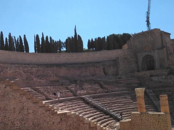 Archaeological tour through millennial Cartagena