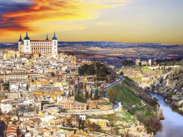 Private Tour to Toledo by Private Car