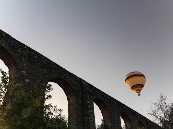 Balloon Flight in Evora - Private Tour