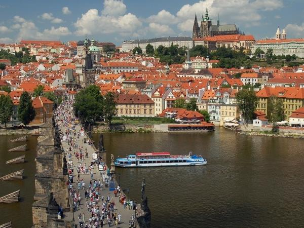 Acquaintance with the capital of the Czech Republic