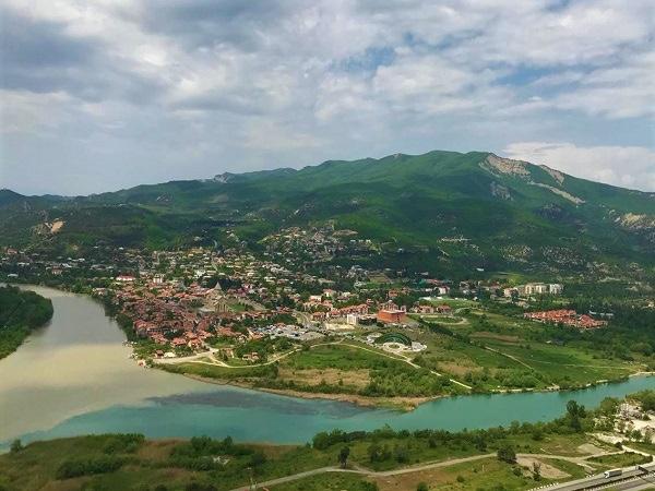 Private Tour To Mtskheta and Uplistikhe From Tbilisi
