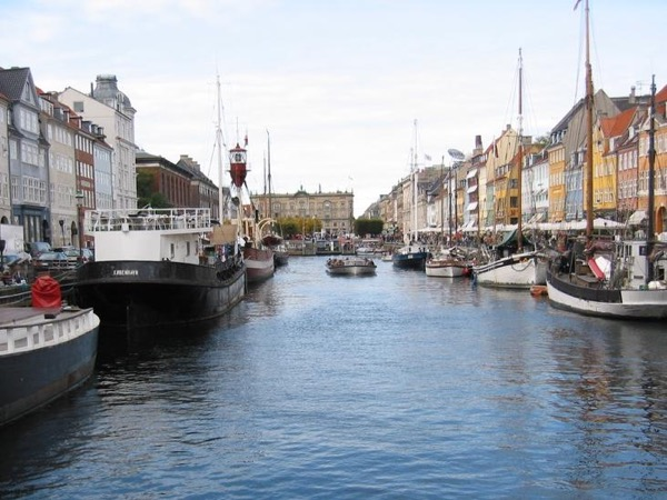 Copenhagen City Walk