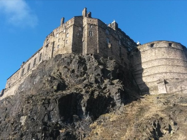 Your Own Private Tour of the magnificent Edinburgh Castle