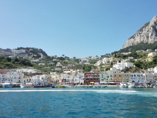 Capri: the blue island