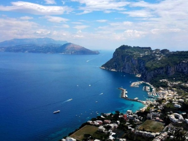 Capri and Anacapri