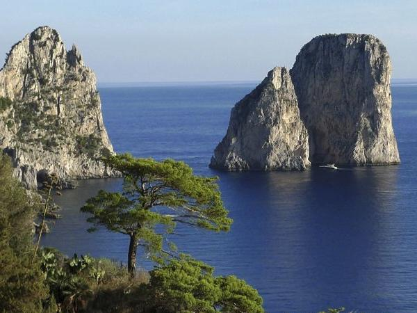 Private Day Tour to the Wonderful Island of Capri