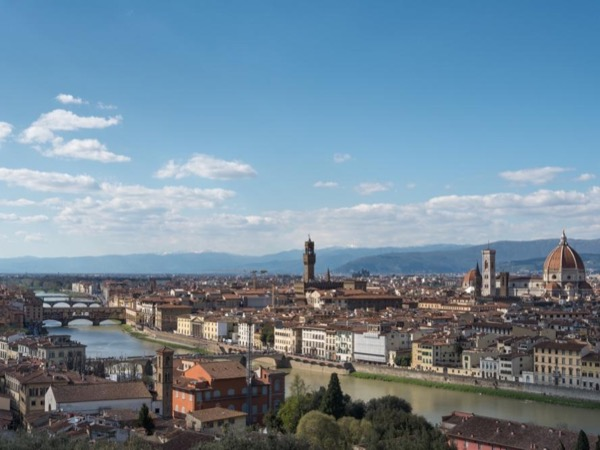 Approaching Florence