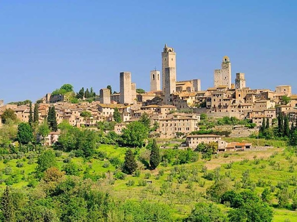 San Gimignano and Wine Tasting