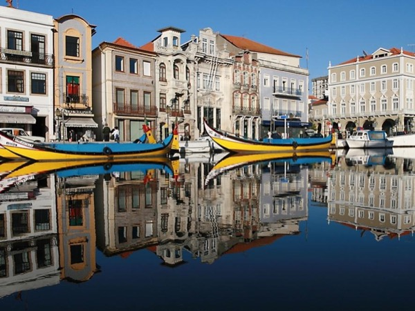 Porto and Aveiro city tour with