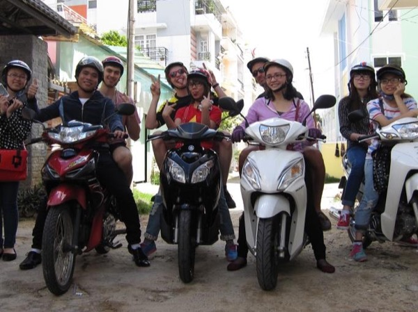Dalat Countryside Experience by scooters with your private guide