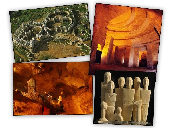 Prehistory and Megalithic Temples Tour