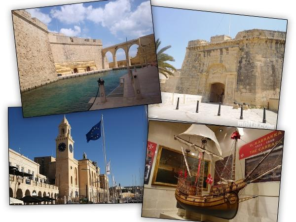 Explore Valletta and The Three Cities - Walking Tour