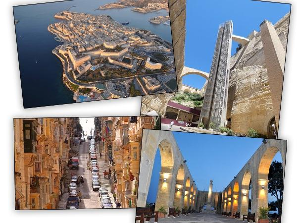 Discover Valletta - A Walking Shore Excursion