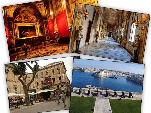 Fortress City of Valletta - A Walking Tour