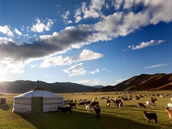 Central Mongolian best tour