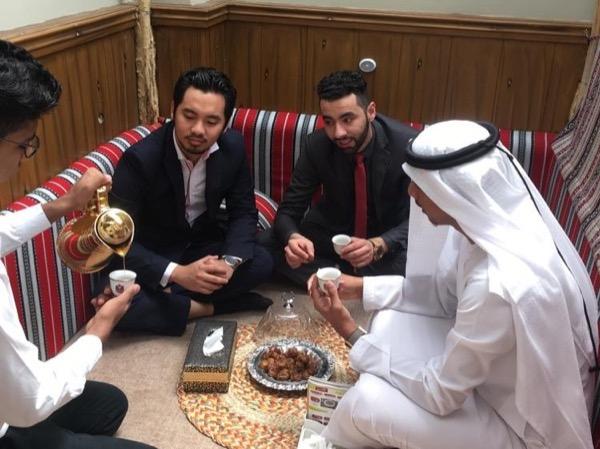 Private tour guide Saleh