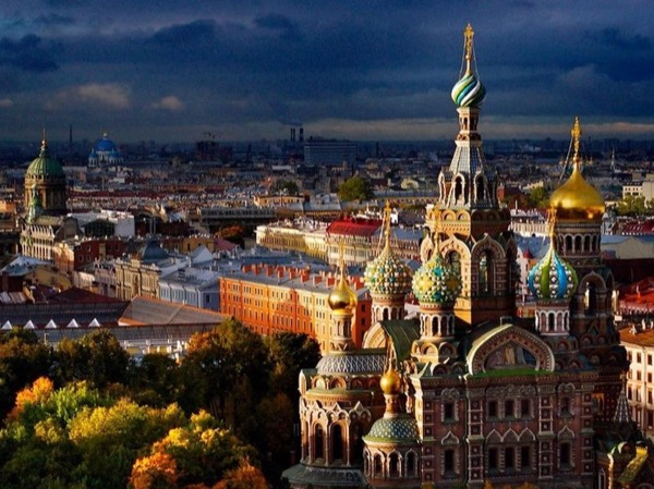 Must-see Shore Excursion tour in Saint Petersburg