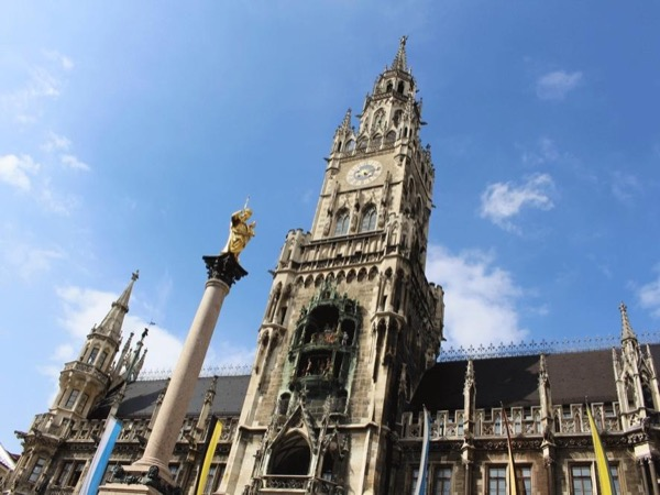 Munich History and Sightseeing Walking Tour