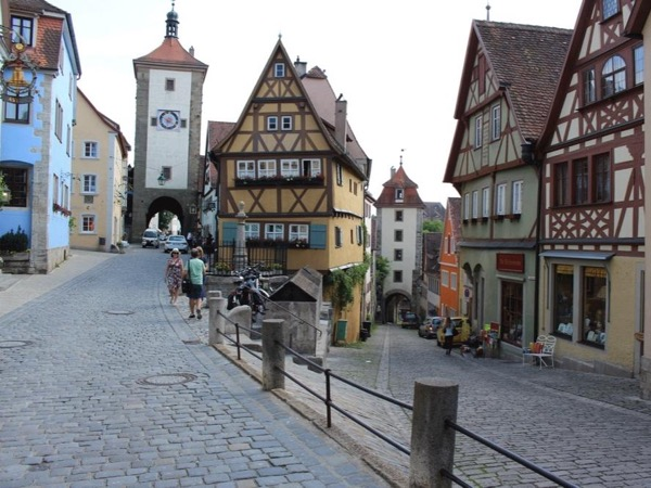 Rothenburg and Dinkelsbühl Romantic Road Private Tour