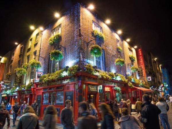 Dublin after Dark - A Private Guided Tour
