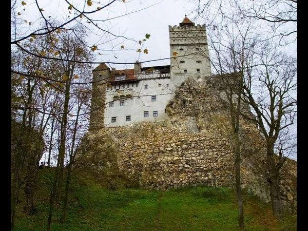 Private day to Dracula's Castle