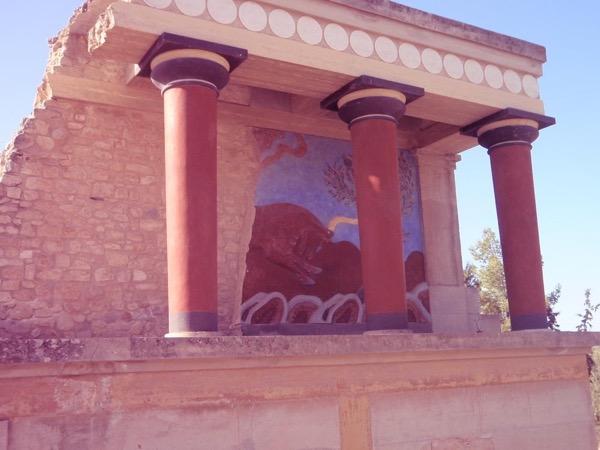 Knossos - Archaeological Museum