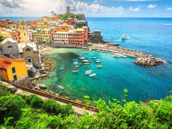 Cinque Terre: Full day Private Tour