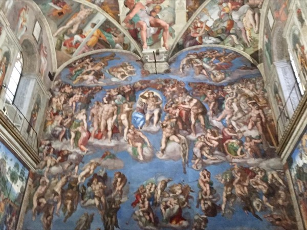 The Vatican Museums, Sistine Chapel and St Peter Basilica