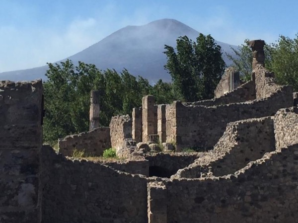 Pompei and Positano in one day