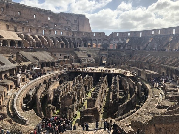 Colosseum Express and Gladiator Entrance