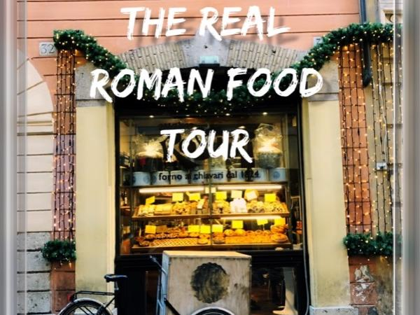 The Real Roman Food Tour