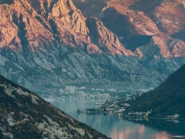 Beauty of the Boka bay - Kotor - Perast - Island