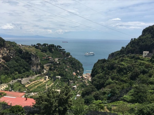 Amalfi Coast Tour From Sorrento (1 to 3 Passengers)
