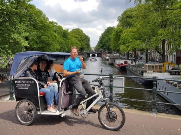 4 Hours Amsterdam Private Tour