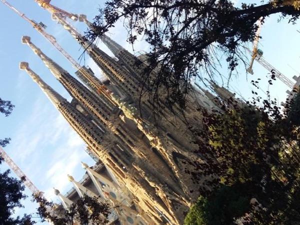 Discover the Sagrada Familia with Sergi