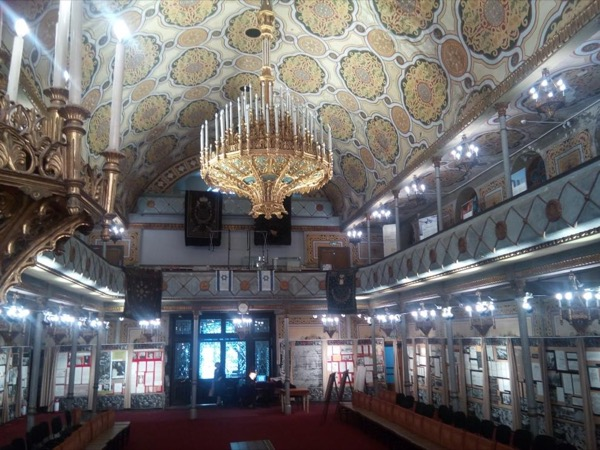 Jewish Bucharest Then and Now | Private Tour