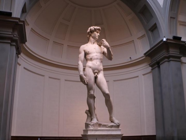 From the Accademia and beyond in the footsteps of Michelangelo
