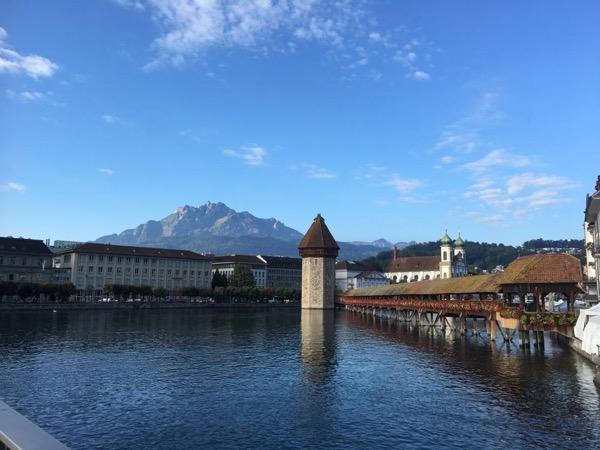 Lucerne Food Market and City Walking Tour