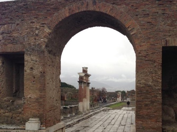 Pompeii Private Tour from Naples