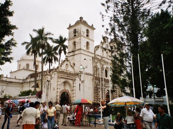 Tegucigalpa Historical Center Private Guided Tour
