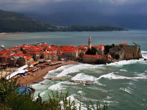 Perast, Budva & Kotor Shore Excursion