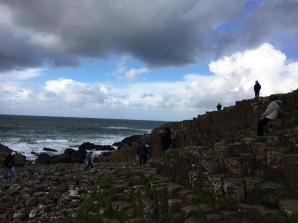 Scenic Antrim coast Tour