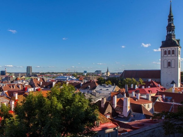 Tallinn Private City Tour on Foot