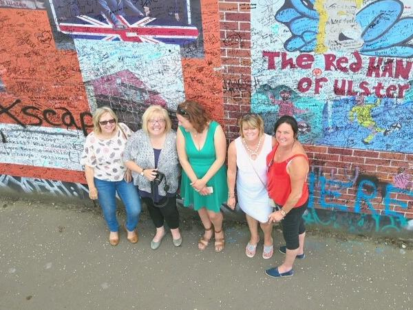 Belfast City and Political History Private Tour