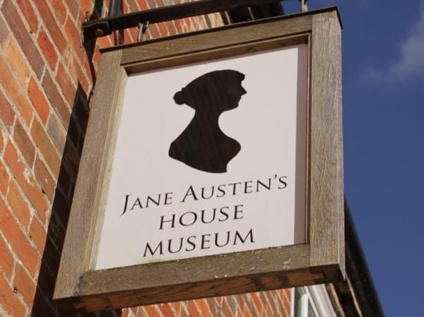 Jane Austen Tour