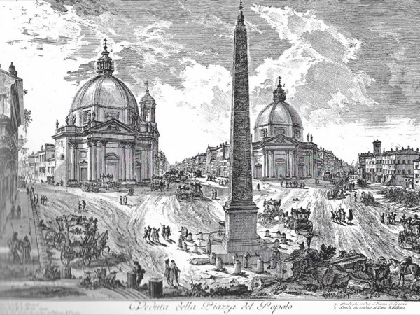 Rome & Baroque - Fountains, Squares, Palaces and Churches.